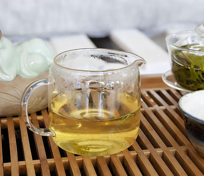TEA-CH104 Китайский зеленый чай «Колодец Дракона» (Лун Цзин, 10 гр) фото 11
