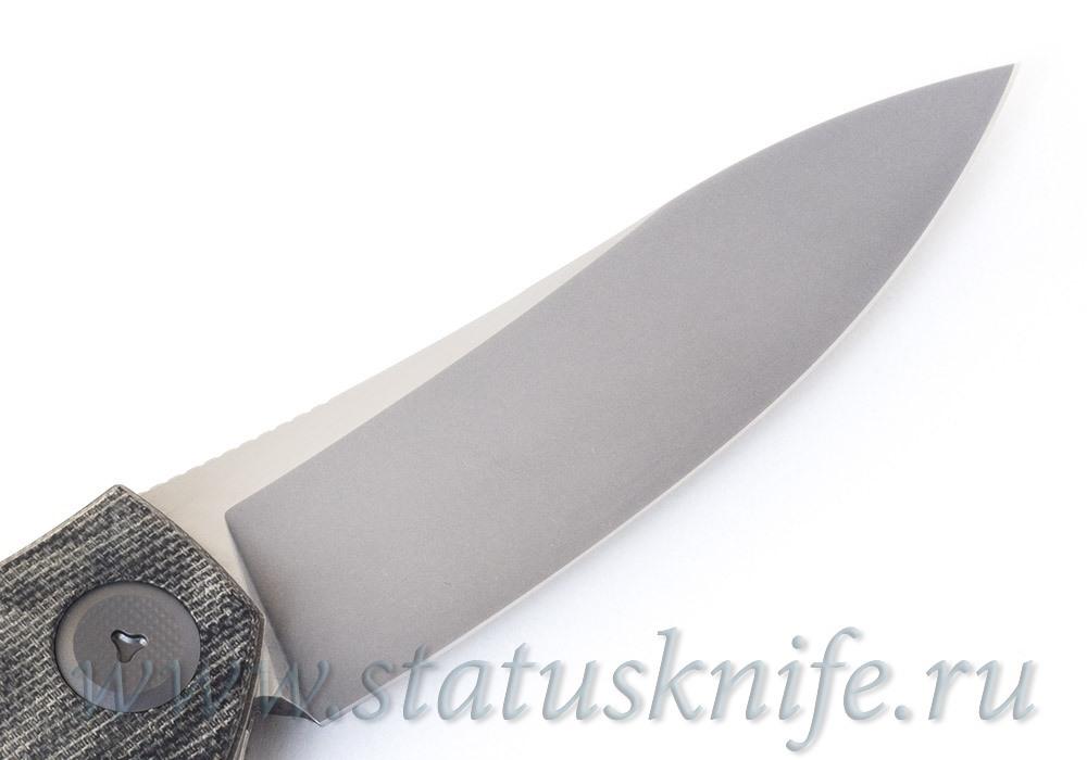 Нож Широгоров Cannabis TNK # 50 FULL PACK SIDIS дизайн - фотография