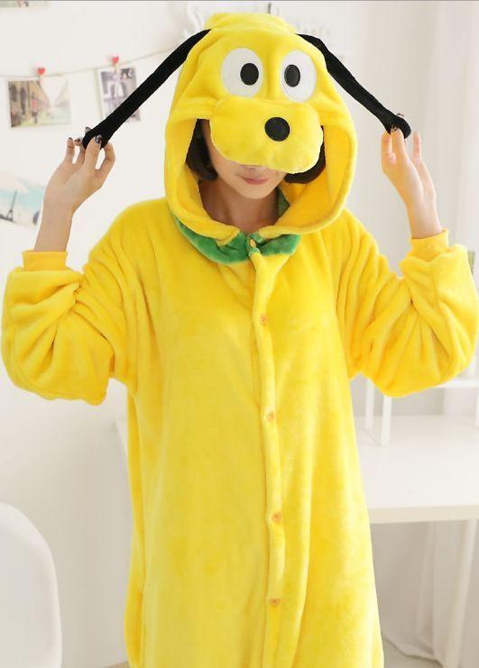 Пижамы кигуруми Плуто Дисней плуто_1.jpg