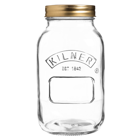 Банка для хранения и консервирования продуктов Kilner 1 л