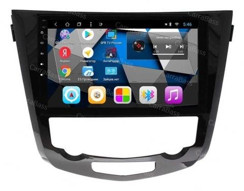 Головное устройство CB3029T3 Nissan Qashqai 2014+/X-Trail 2015+ Android 8.1