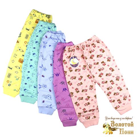 Штанишки детские хлопок (56-80) 200310-NA34