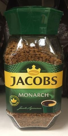 Кофе растворимый Якобс Монарх