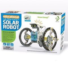 Конструктор 14 в 1 Solar на солнечных батареях