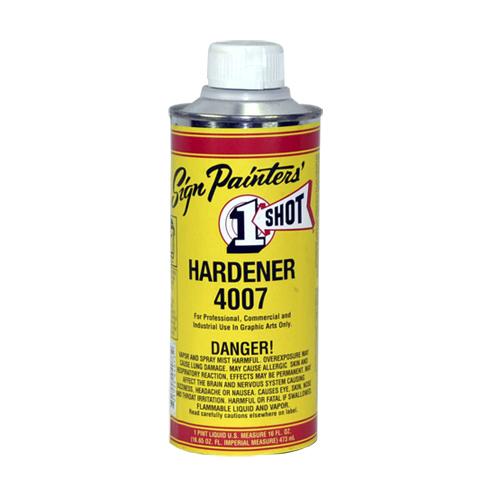 Пинстрайпинг (pinstriping) 1 Shot Brush Hardener Отвердитель 946 мл BrushHardener.jpg