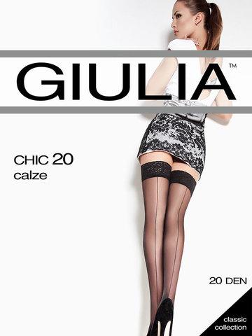 Чулки Chic 20 calze Giulia