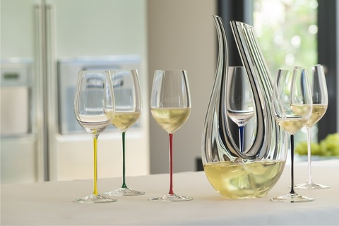 Набор из 6-и бокалов для вина Riesling/Zinfandel Gift Set 6  395 мл, артикул 7900/15. Серия Fatto A Mano