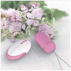 Розовое виброяйцо Remote Control Egg с пультом ДУ