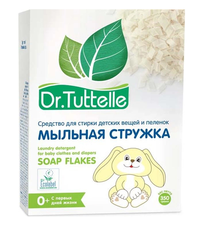 Dr. Tuttelle -  Мыльная стружка 0+, 350 гр.