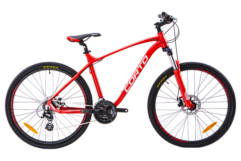 велосипед Corto CLIFF 2020 красный