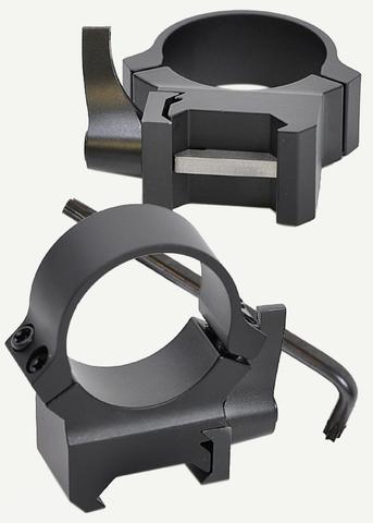 Кольца Leupold QRW2 на Weaver 30 мм, высокие
