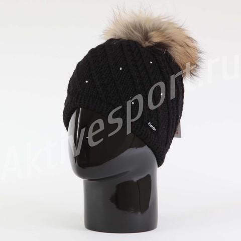 Картинка шапка Eisbar sinja fur crystal 009