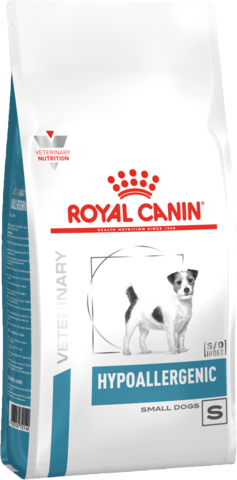 Hypoallergenic HSD 24 Small Dog для взрослых собак мелких размеров при пищевой аллергии или непереносимости
