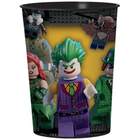 Стакан пласт Лего Бэтмен 473мл