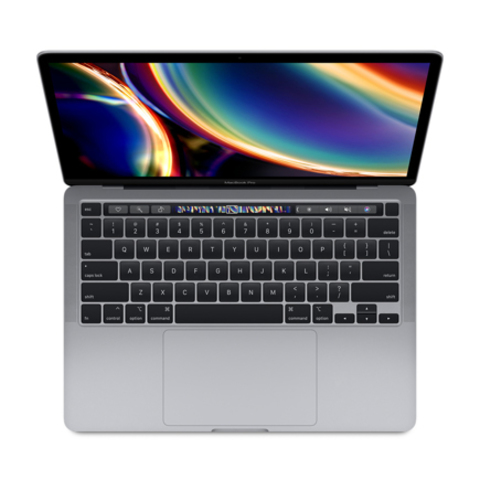 Apple MacBook Pro 13 Retina Touch Bar MXK32 Space Gray (1,4GHz Core i5, 8GB, 256GB, Intel Iris Plus Graphics 645)