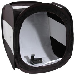 Фотобокс чёрный Phottix Black Professional Photo Collapsible Light Tent