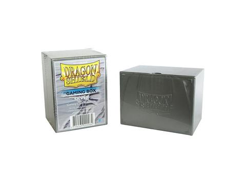 DS Deckboxes: Acrylic Silver (100)