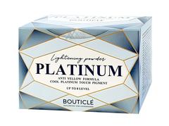 Platinum Lightening Powder | Обесцвечивающий порошок с комбинацией нейтрализующих пигментов Cool Platinum Touch 500 мл