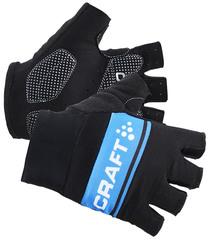 Элитные велоперчатки Craft Classic Glove black-blue