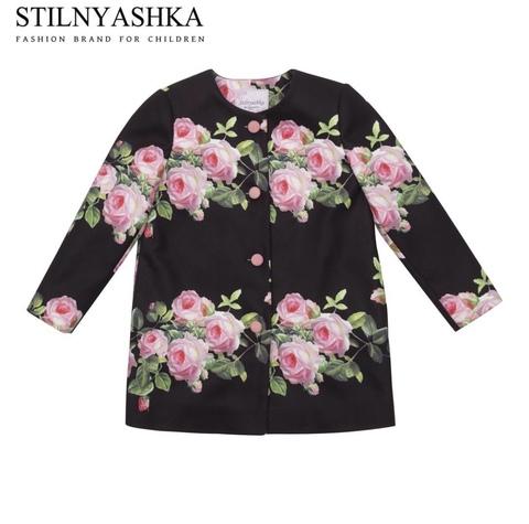 Пальто Цветочный сад New