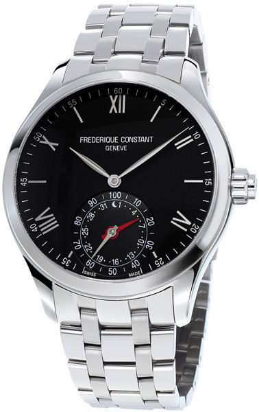 Часы мужские Frederique Constant FC-285B5B6B Horological Smartwatch