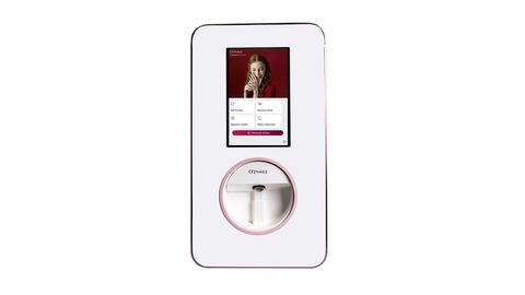 Принтер для ногтей O2Nails X12,5 розовый