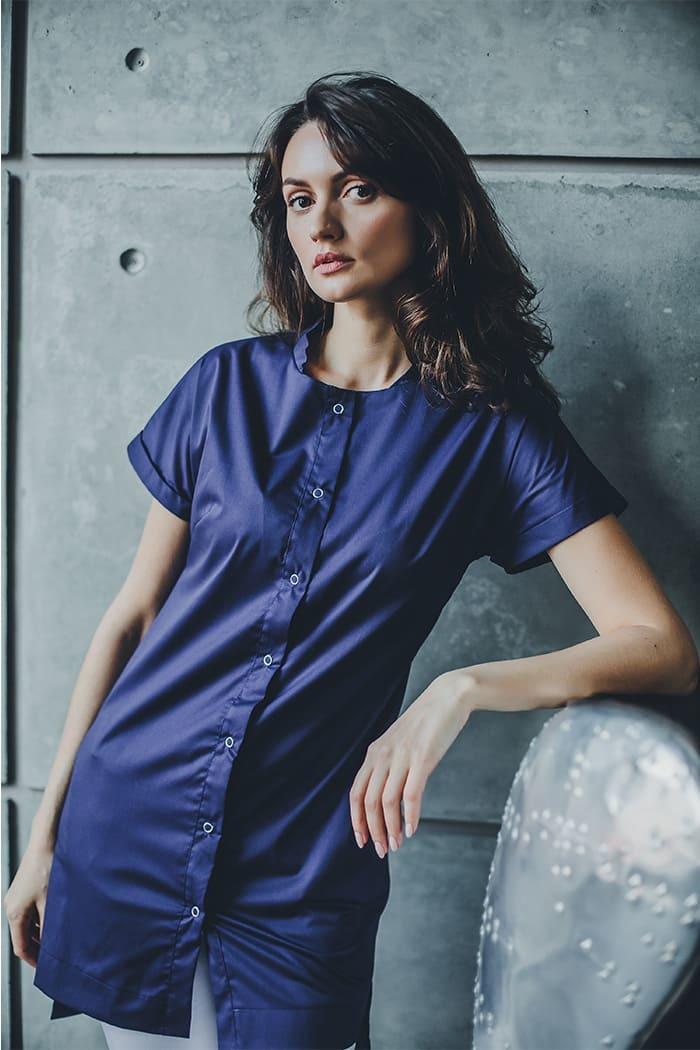 Блуза женская медицинская М 271