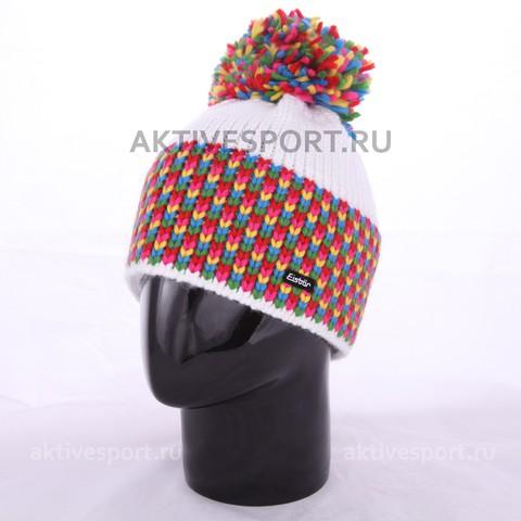 Картинка шапка Eisbar toska pompon 300