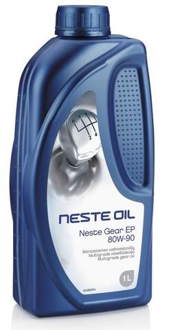 Масло трансмиссионное Neste Gear EP 80W-90 1 л