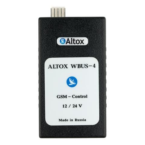 GSM модуль Altox WBUS-4