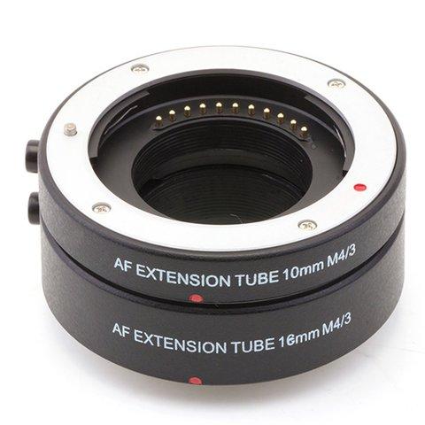 Автофокусные макрокольца для Fuji X
