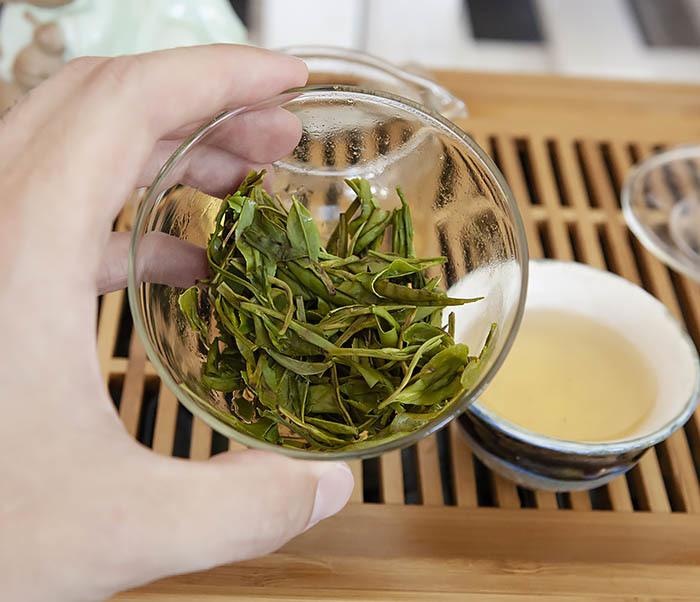 TEA-CH104 Китайский зеленый чай «Колодец Дракона» (Лун Цзин, 10 гр) фото 16