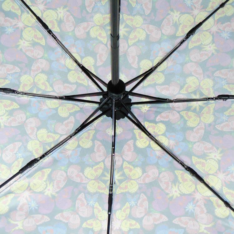 Зонт складной Baldinini 48-22 farfalle