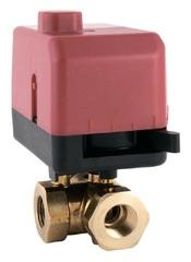 Клапан 2-ходовой шаровый Schneider Electric VB210R-15BS 1.0T 00