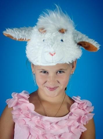 Карнавальная шапочка Козлёнок 2