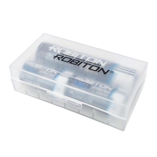 Robiton B2 футляр для аккумуляторов 2х18650 или 4х16340