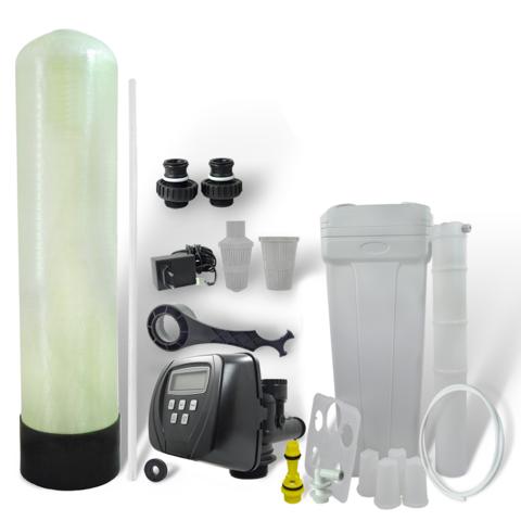 Система умягчения воды 1354 с клапаном S5T