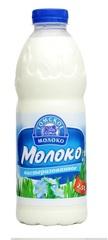 """Молоко """"Томское молоко"""" пастеризованное 2,5% 900г"""