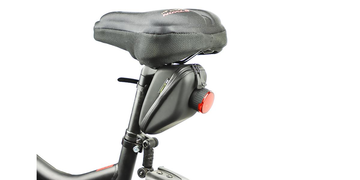 Кейс для велосипеда SP Connect Diamond Case Set с фонарем