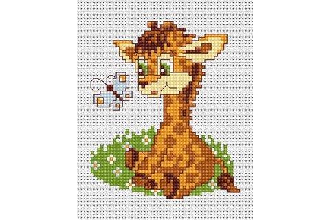 B044 Жирафчик