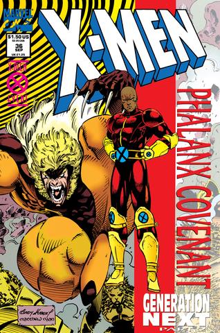 X-Men #36 (1991)