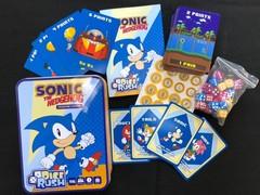Настольная Игра Sonic the Hedgehog - Dice Rush (Collectors Edition)