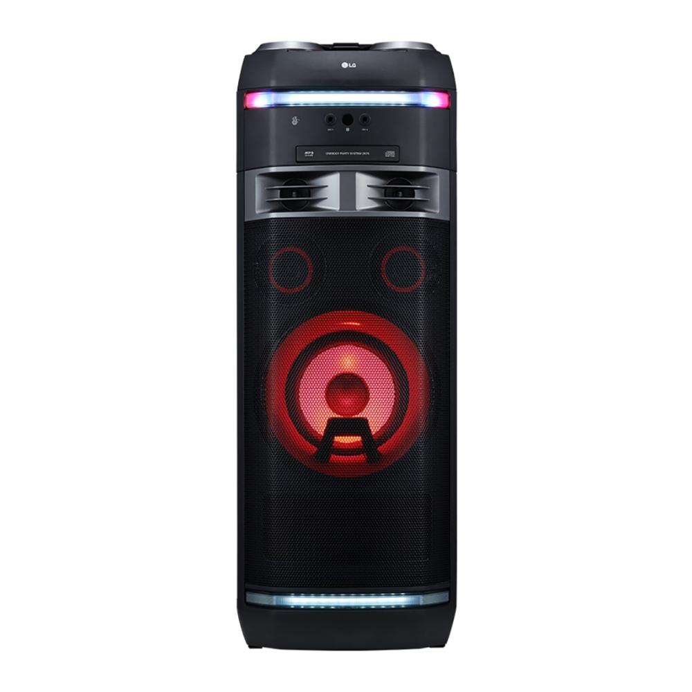 Аудиосистема LG с диджейскими функциями и караоке XBOOM OK85 фото