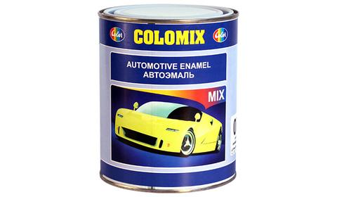 Colomix Автоэмаль Серо-зеленая 373 1л