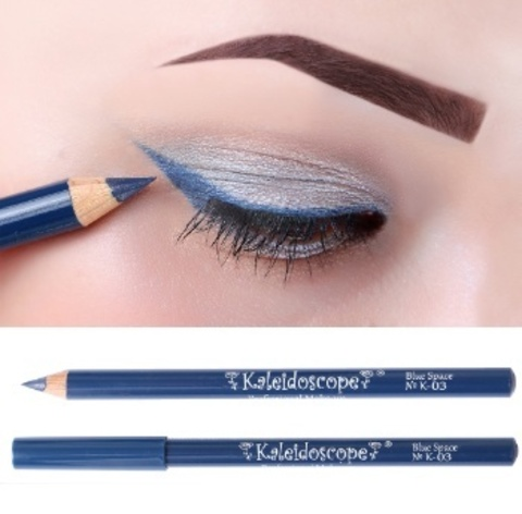 Kaleidoscope Карандаш для глаз К-03 Blue Space
