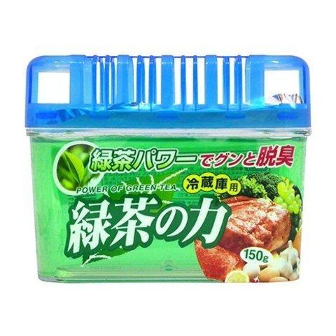Поглотитель запахов для холодильника Сила зеленого чая Kokubo 150 гр