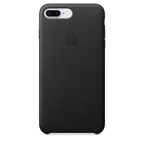 Чехол для iPhone 7 Plus / 8 Plus - Кожаный (Leather Case)