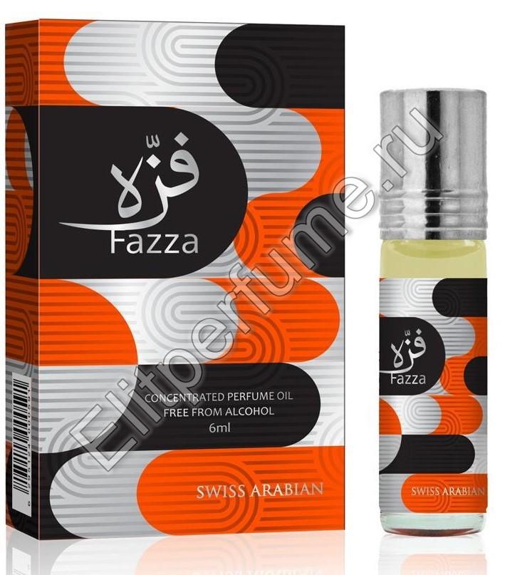 Fazza  Фазза 6 мл арабские масляные духи от Свисс Арабиан Swiss Arabian