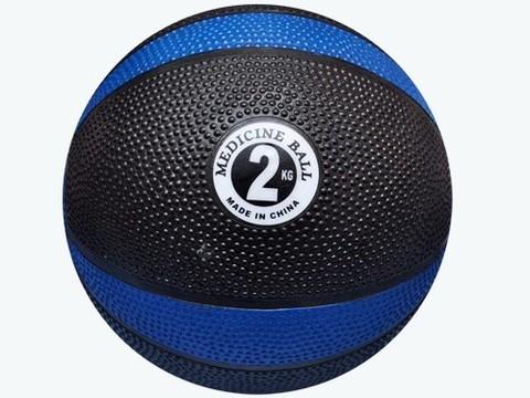 Мяч для атлетических упражнений (медбол). Вес 2 кг: MBD2-2 kg