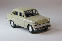 Moskvich-403 beige Agat Mossar Tantal 1:43